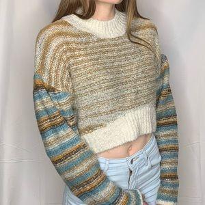 UO Cozy Striped Sweater